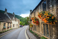 Castle Combe, England Royalty Free Stock Images