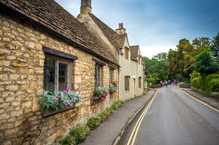 Castle Combe, England Stock Photo