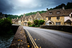 Castle Combe, England Royalty Free Stock Image