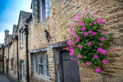 Castle Combe, England Royalty Free Stock Photo