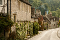 Castle Combe - England Royalty Free Stock Photos