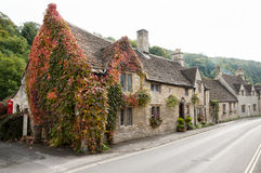 Castle Combe - England Stock Photo