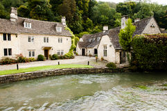 Castle Combe - England Royalty Free Stock Photography