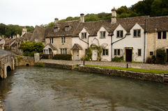 Castle Combe - England Royalty Free Stock Images