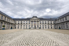 Castle of Commercy (France) Royalty Free Stock Photography
