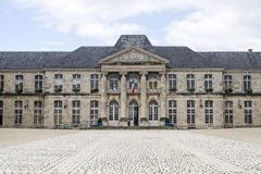 Castle of Commercy (France) Royalty Free Stock Image