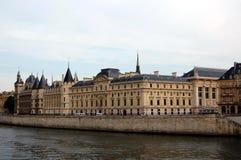 Castle Conciergerie στο Παρίσι Στοκ Φωτογραφίες