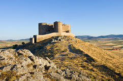 Castle of Consuegra Royalty Free Stock Photo