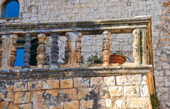 Castle of Conversano. Puglia. Italy. Royalty Free Stock Photos