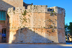 Castle of Conversano. Puglia. Italy. Stock Photos