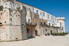 Castle of Conversano. Puglia. Italy. Royalty Free Stock Image
