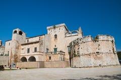 Castle of Conversano. Puglia. Italy. Stock Photography
