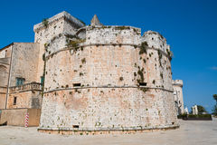 Castle of Conversano. Puglia. Italy. Stock Images