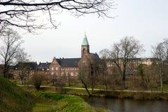 Castle Copenhagen, Denmark Royalty Free Stock Image