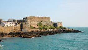 Castle Cornet. Guernsey Royalty Free Stock Photo