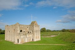 Castle in the country Royalty Free Stock Photography