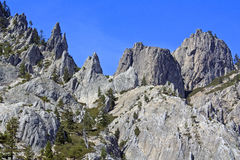 Castle Crags Stock Images