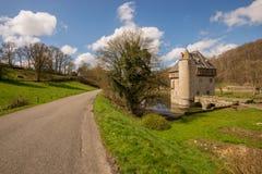 Castle Crupet, Βέλγιο στοκ φωτογραφία