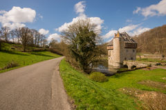 Castle of Crupet, Belgium Stock Photography