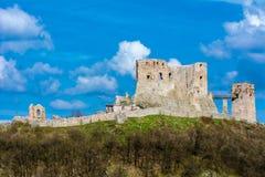 Castle of Csesznek Royalty Free Stock Photos