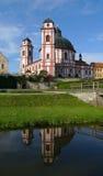 Castle in Czech Republic Stock Images