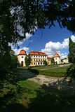 Castle in Czech republic Stock Photography