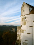 Castle in Daylight royalty free stock photos