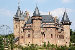 Castle de Haar Immagine Stock