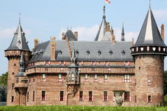 Castle de Haar Stock Photography