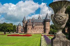 Castle de Haar Royalty Free Stock Photo