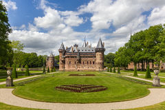 Castle de Haar Royalty Free Stock Photography