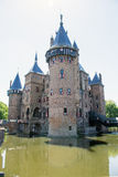 Castle de Haar Nederland Stock Photography