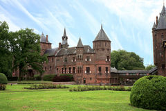 Castle De Haar, Netherlands Stock Photos