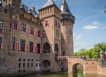 Castle De Haar, The Netherlands Royalty Free Stock Photos