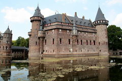 Castle de Haar Stock Images