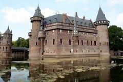Castle de Haar Stock Images
