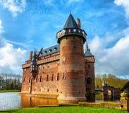 Castle De Haar in Utrecht Stock Image