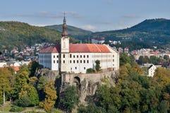 Castle Decin, Czech republic Stock Images