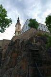 Castle Decin Royalty Free Stock Image