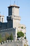 Castle della guaita Stock Image