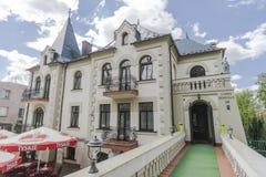 Castle Dersława Royalty Free Stock Image