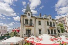 Castle Dersława Stock Photos