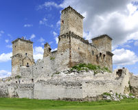 The Castle of Diosgyor in Hungary Stock Photo