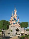 Castle Disneyland Παρίσι πριγκήπισσας Στοκ φωτογραφία με δικαίωμα ελεύθερης χρήσης