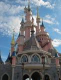 Castle Disneyland París de princesa Imagenes de archivo