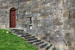 Castle door Stock Photography