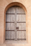 Castle door Royalty Free Stock Image