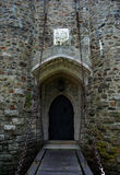 Castle Door Royalty Free Stock Photos