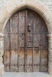 Castle Door Royalty Free Stock Images