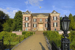 Castle Doorn. In the Netherlands Stock Photography